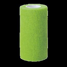 Zelfklevende bandage Equilastic 10cm groen