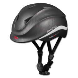Kinderhelm K4 Ride & Bike Zwart