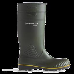 Dunlop Knielaars groen Acifort Heavy Duty (O)
