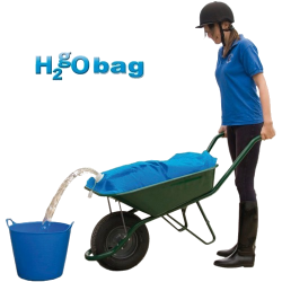 H2Go Bag 80 liter voor kruiwagen