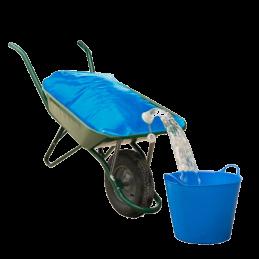 Waterzak H2Go Bag 80 liter voor kruiwagen