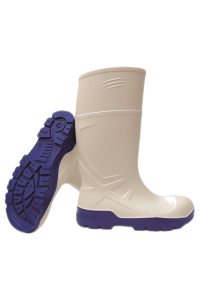 Laars Techno Boots PU Wit S4