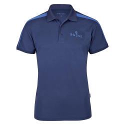 Heren Poloshirt Harper Tech navy