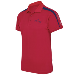 Heren Poloshirt Harper Tech sunny red