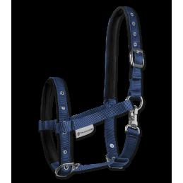 Veulenhalster Comfort Donker Blauw