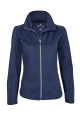Dames Ruiterjas Mila Tech navy