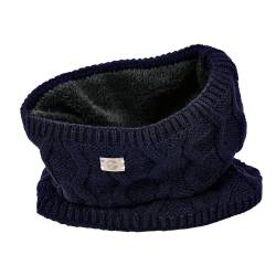 Sjaal Evolet navy