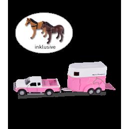 Speelset Paardentransporter