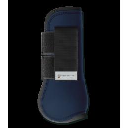 Peesbeschermers donkerblauw/zwart