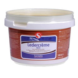 Ledercrème Sectolin blank 500 ml