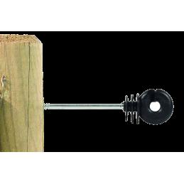 Afstandschroef isolator hout 10 cm 90 stuks