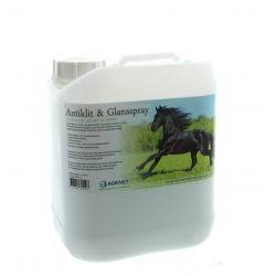 Antiklit & Glansspray Agrivet 5L