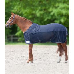 Zomerdeken Paard Blauw
