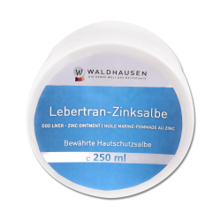 Levertraan Zinkzalf 250gr