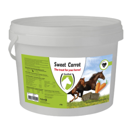 Paardensnoepjes Sweet Wortel 3 kg